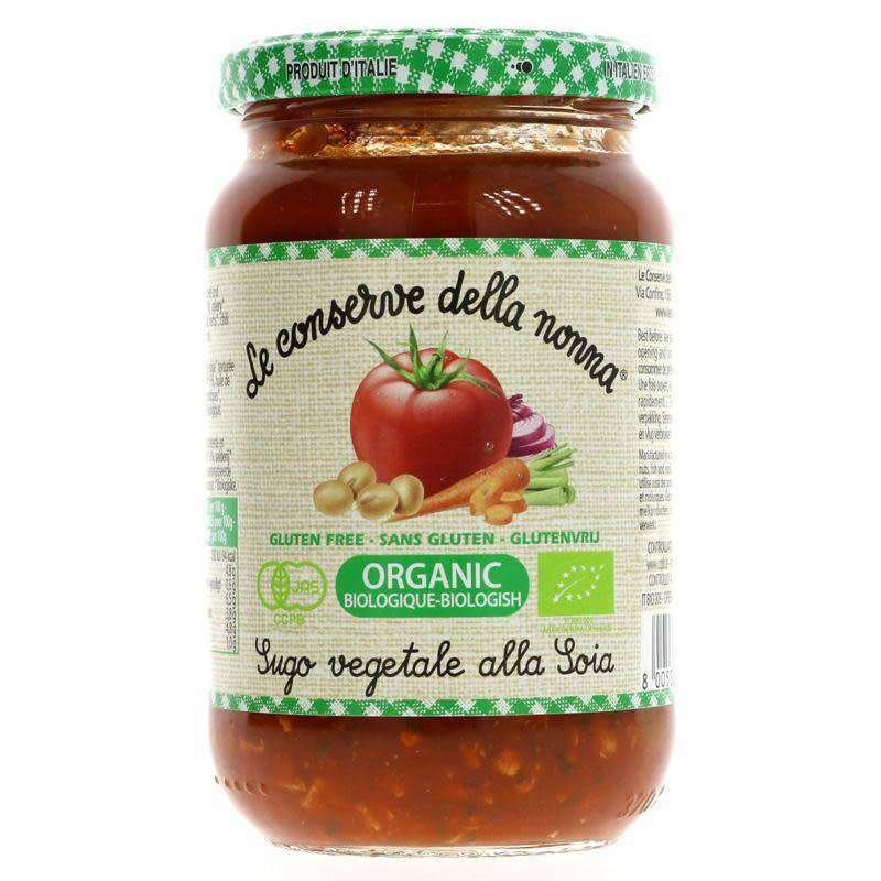 La Conserve Bolognese Pasta Sauce 350g - Shipping From Just £2.99 Or FREE When You Spend £60 Or More