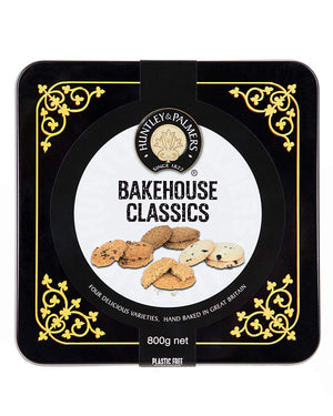 Huntley & Palmers Biscuits - Bakehouse Classics 800g - Shipping From Just £2.99 Or FREE When You Spend £60 Or More