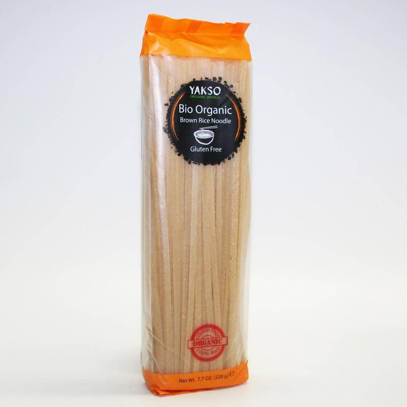 Yakso Brown Rice Noodles - Shipping From Just £2.99 Or FREE When You Spend £60 Or More