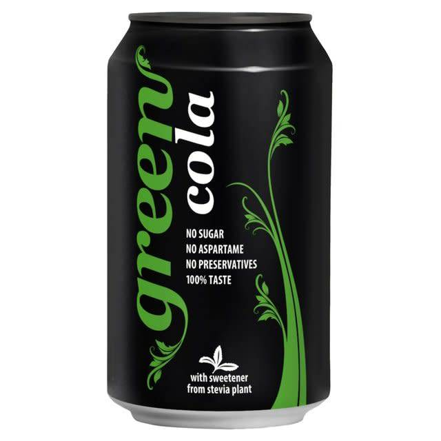 Green Cola 330ml - Shipping From Just £2.99 Or FREE When You Spend £60 Or More