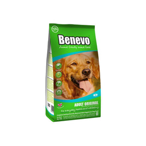 Benevo Adult Dog Original Dog Food - 2kg - Shipping From Just £2.99 Or FREE When You Spend £60 Or More