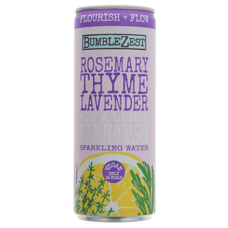 Bumblezest Rosemary Thyme & Lavender 250ml - Shipping From Just £2.99 Or FREE When You Spend £60 Or More