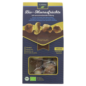 Clarana Chocolate Praline Seashells - 150g