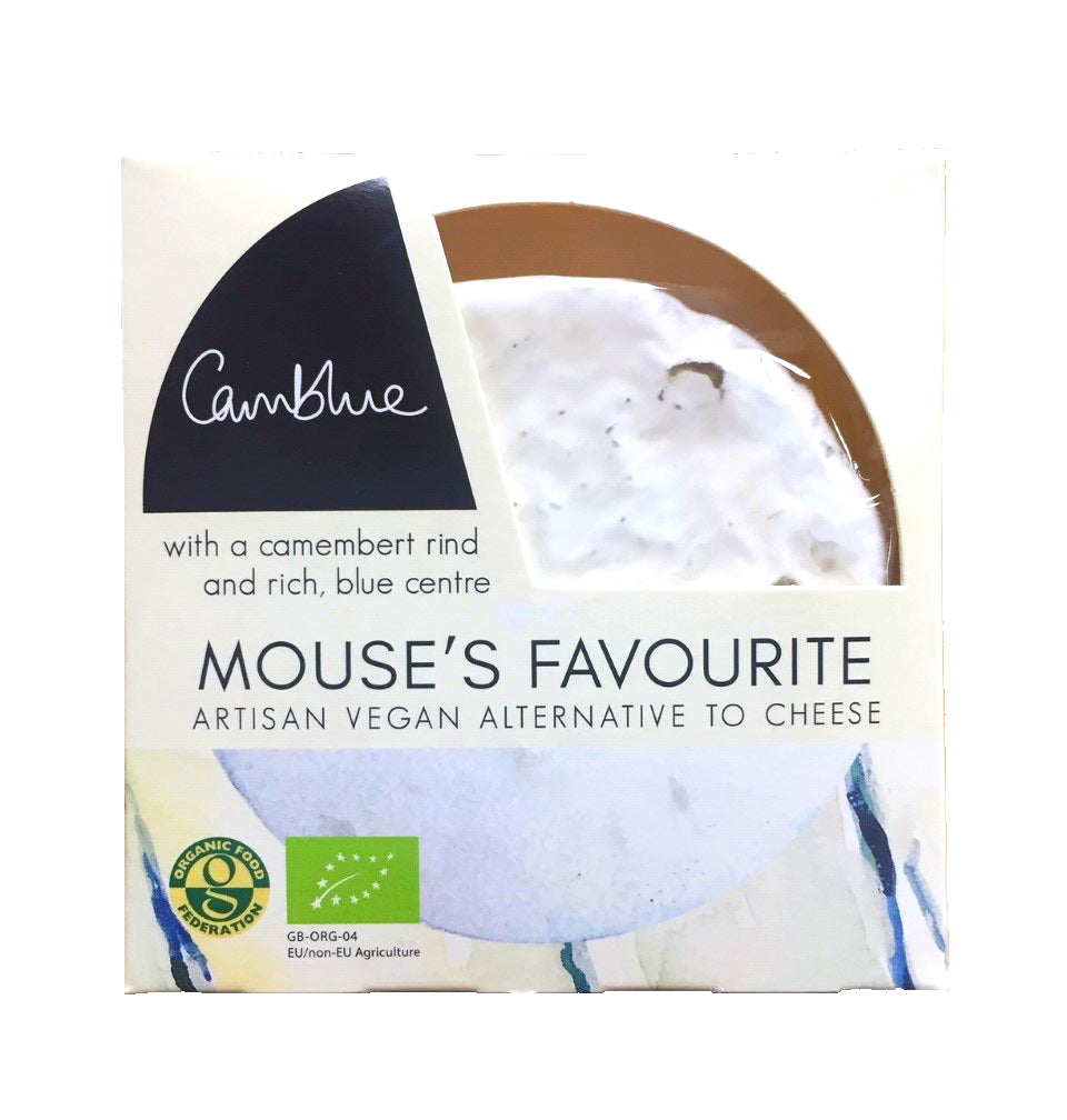 Mouse's Favourite Camblue 140g - Shipping From Just £2.99 Or FREE When You Spend £55 Or More