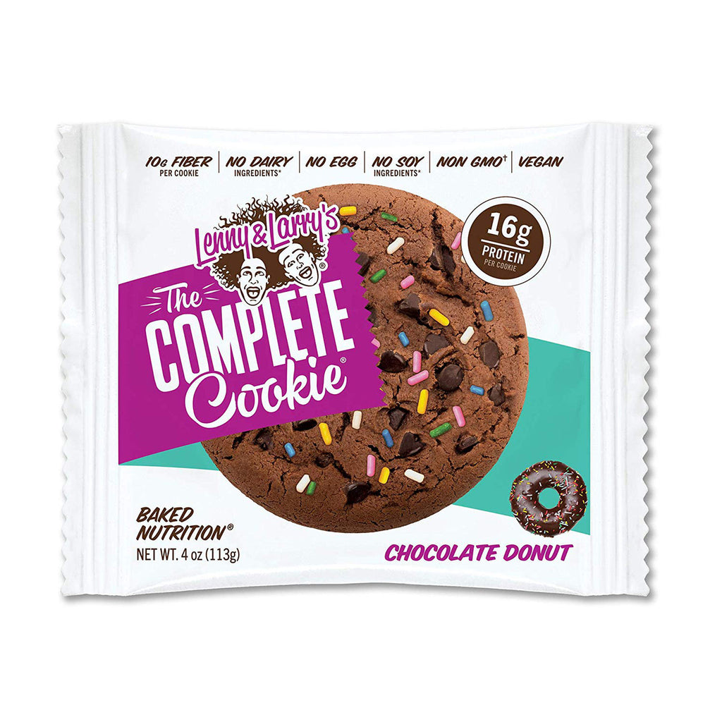 Complete Cookie Chocolate Donut 113g - Shipping From Just £2.99 Or FREE When You Spend £55 Or More