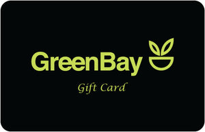 GreenBay Gift Card Black & Green - Shipping From Just £2.99 Or FREE When You Spend £60 Or More