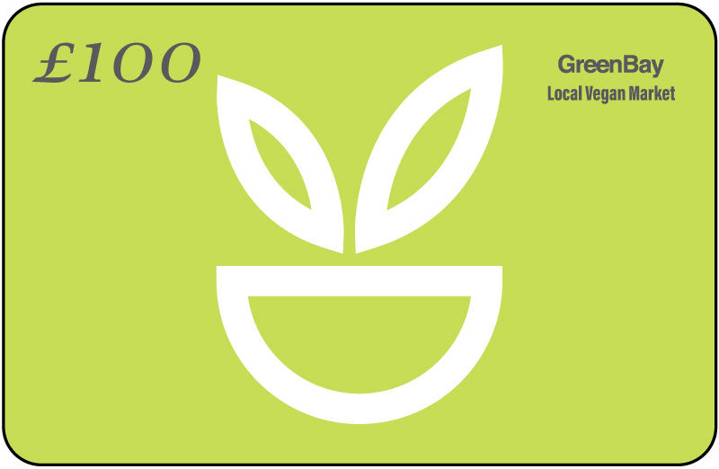 GreenBay Gift Card - Shipping From Just £2.99 Or FREE When You Spend £60 Or More