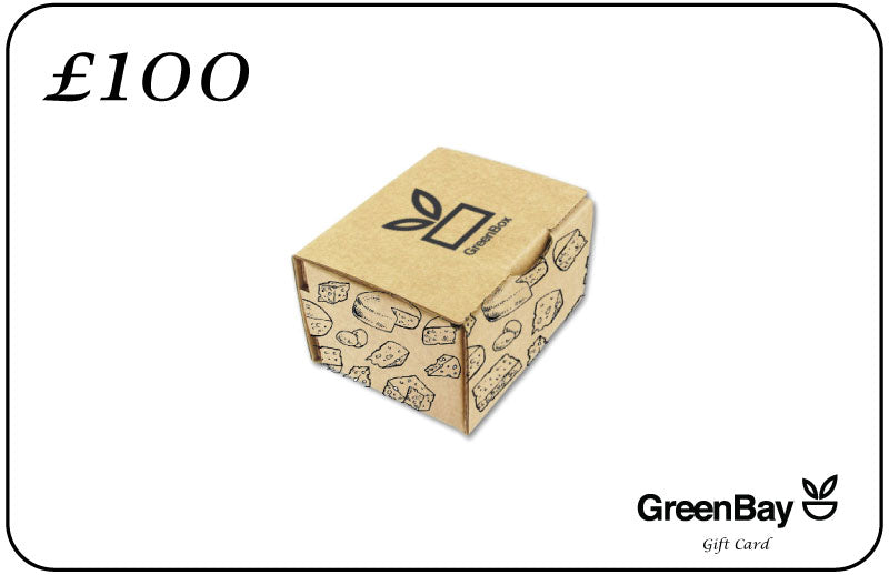 GreenBay Gift Card GreenBox - Shipping From Just £2.99 Or FREE When You Spend £60 Or More