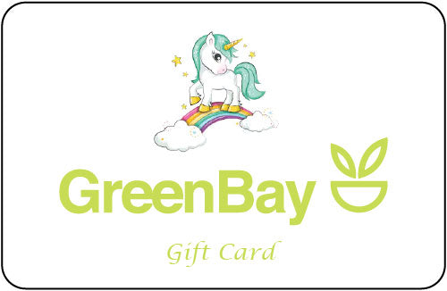 GreenBay Gift Card Unicorn - Shipping From Just £2.99 Or FREE When You Spend £60 Or More