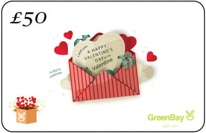 GreenBay Gift Card Valentine's Day