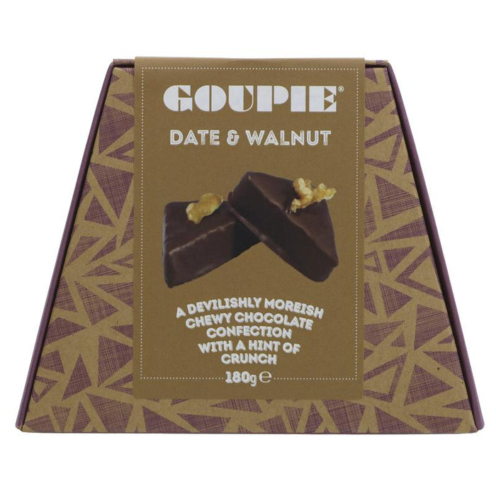 Goupie Date and Walnut 180g