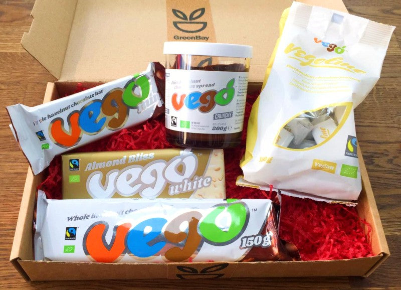 GreenBay Fully Loaded Vego Box - Shipping From Just £2.99 Or FREE When You Spend £60 Or More