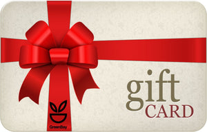 GreenBay Gift Card - Shipping From Just £2.99 Or FREE When You Spend £55 Or More