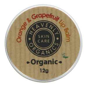 Heavenly Orange Lip Balm 12g - Shipping From Just £2.99 Or FREE When You Spend £60 Or More