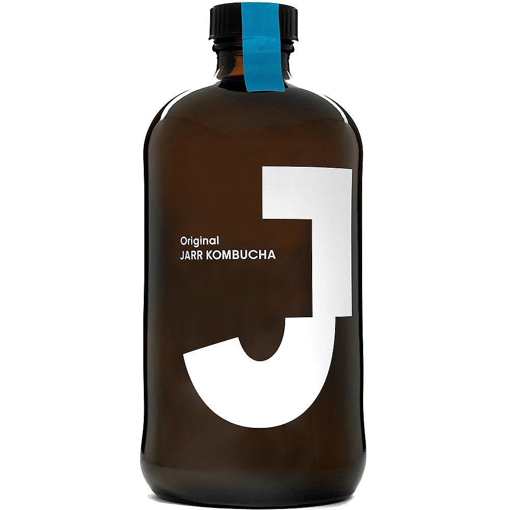 JARR Original Kombucha 240ml - Shipping From Just £2.99 Or FREE When You Spend £55 Or More
