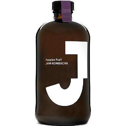 JARR Passion Fruit Kombucha 240ml