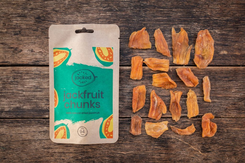 Jacked Jackfruit Chunks 30g - Shipping From Just £2.99 Or FREE When You Spend £60 Or More