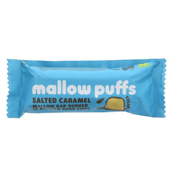 Mallow Puffs Salted Caramel Mallow Bar 30g