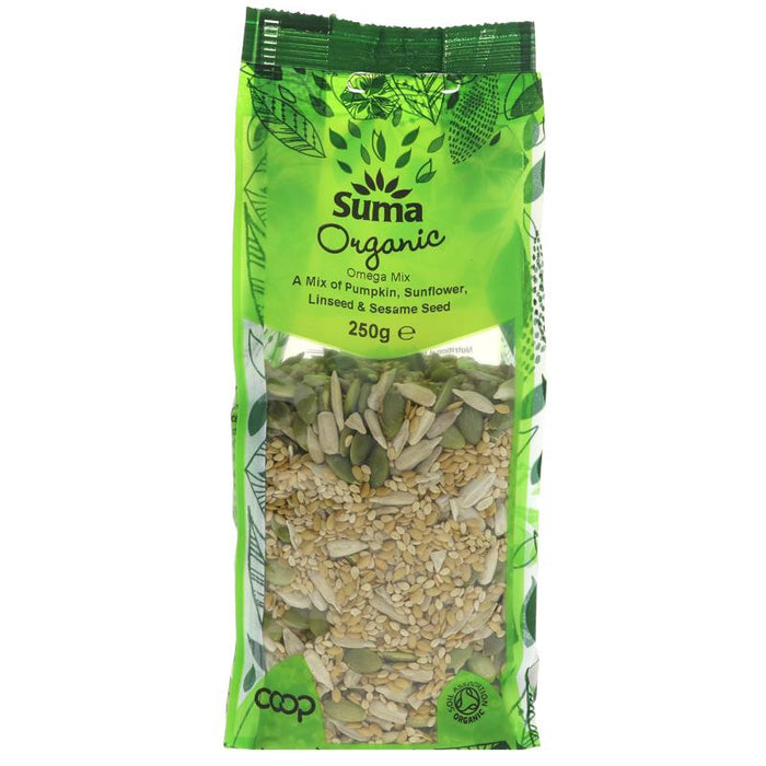Omega Seed Mix 250g