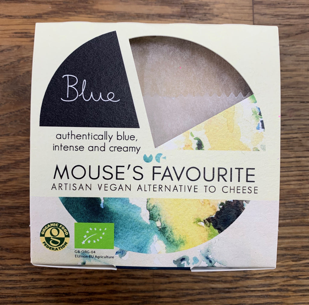 Mouses Favourite Blue Cheese 135g - Shipping From Just £2.99 Or FREE When You Spend £60 Or More