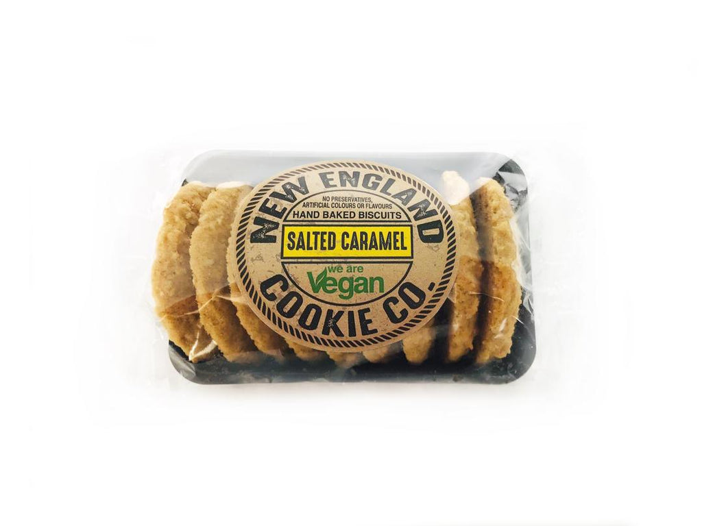 New England Cookie Co Salted Caramel 150g