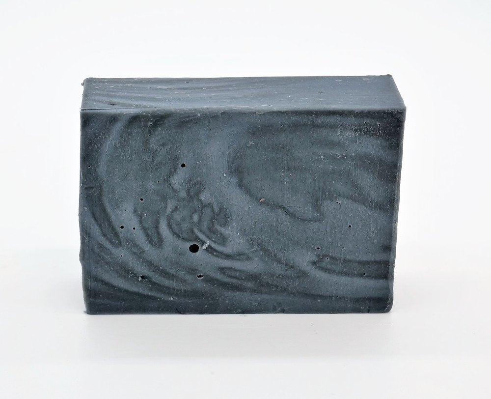 Read the Label Charcoal and Franchinsense Soap 100g - Shipping From Just £2.99 Or FREE When You Spend £55 Or More