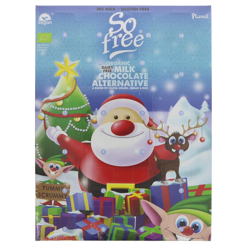So Free Milk Alt Advent Calendar 110g