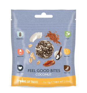 Spoons of Taste Feel Good Bites Coconut - 60g