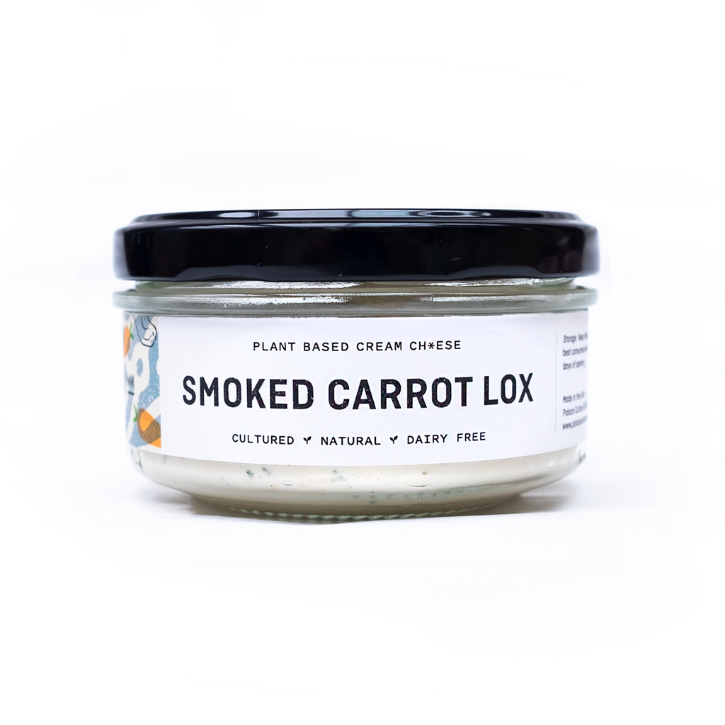 Palace Culture Smoked Carrot Lox - 120g