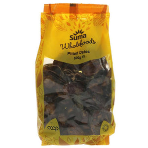 Suma Pitted Dates 500g - Shipping From Just £2.99 Or FREE When You Spend £55 Or More