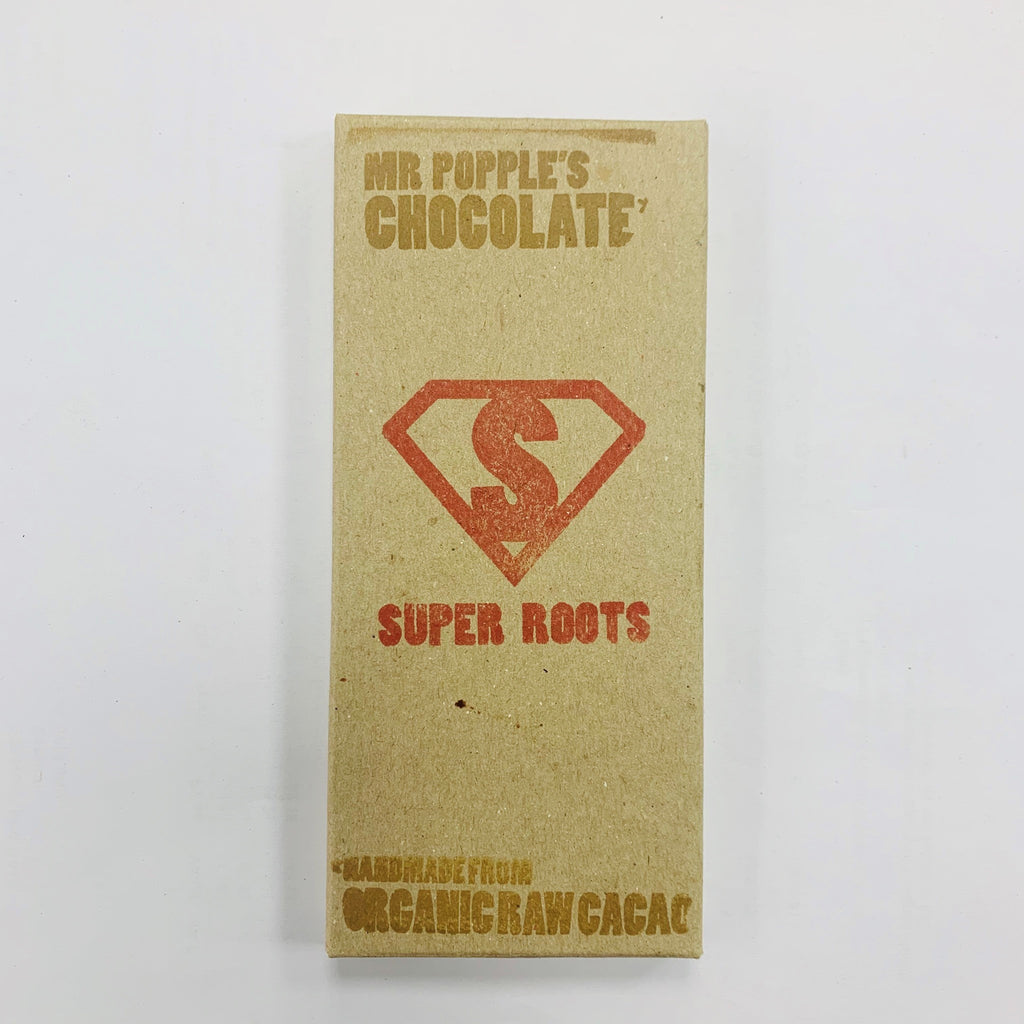 Mr Popple's Chocolate Super Roots - 50g - Shipping From Just £2.99 Or FREE When You Spend £60 Or More