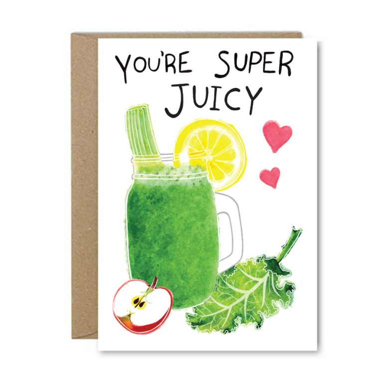 Rose & Daff - You're Super Juicy - Shipping From Just £2.99 Or FREE When You Spend £60 Or More