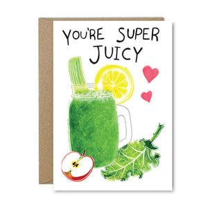 Rose & Daff - You're Super Juicy - Shipping From Just £2.99 Or FREE When You Spend £55 Or More