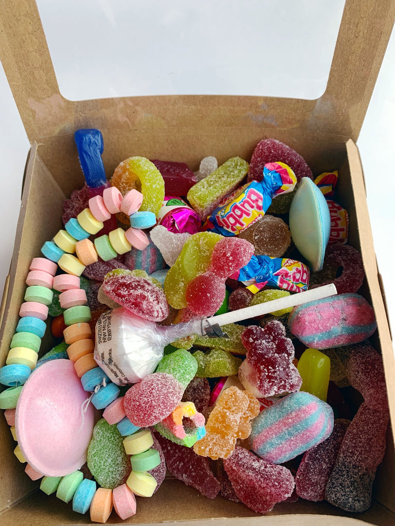 Sweet & Kind Vegan Pick n Mix Gift Box - Shipping From Just £2.99 Or FREE When You Spend £60 Or More