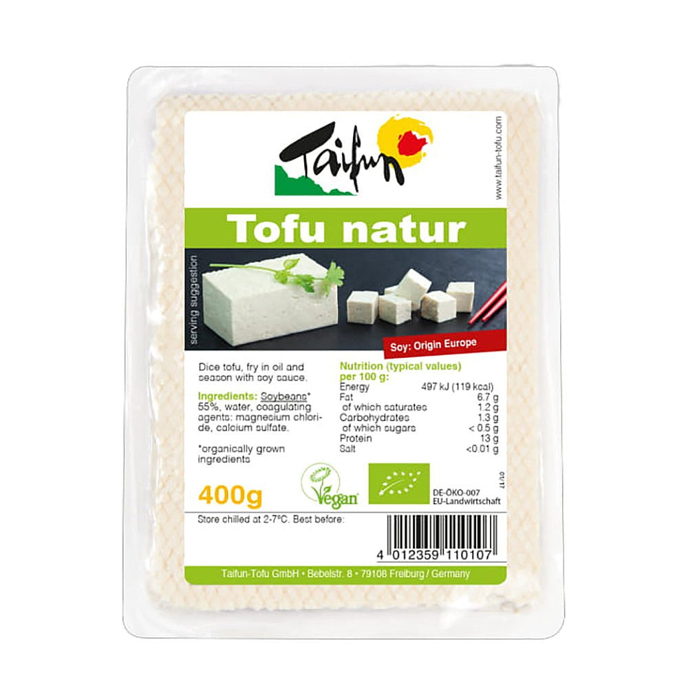 Taifun Tofu Natural 400g