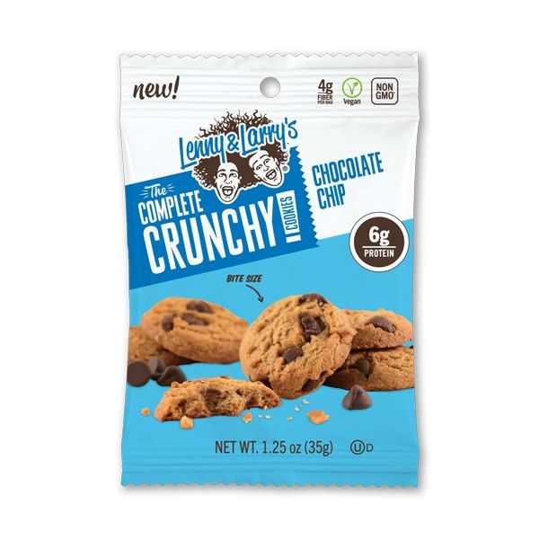 Lenny & Larry's Complete Crunchy Cookies - Chocolate Chip 35g