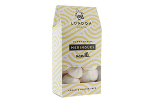 London Apron Vanilla Meringues 23g - Shipping From Just £2.99 Or FREE When You Spend £60 Or More