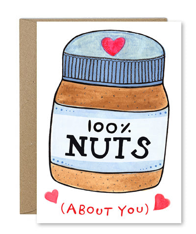 Rose & Daff - 100% Nuts About You - Shipping From Just £2.99 Or FREE When You Spend £55 Or More