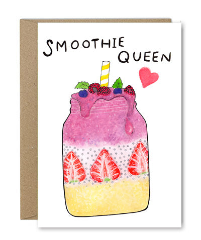 Rose & Daff - Smoothie Queen - Shipping From Just £2.99 Or FREE When You Spend £55 Or More
