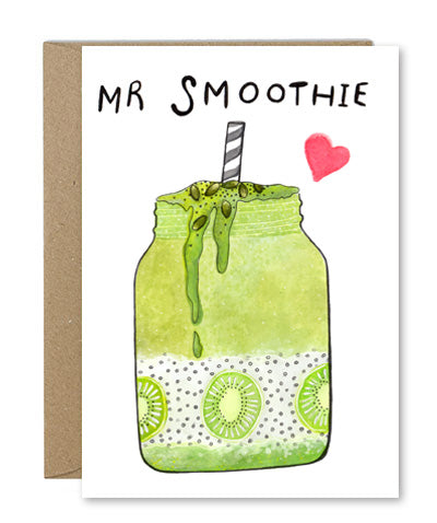 Rose & Daff - Mr Smoothie - Shipping From Just £2.99 Or FREE When You Spend £55 Or More