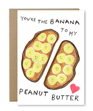 Rose & Daff - Banana To My Peanut Butter - Shipping From Just £2.99 Or FREE When You Spend £55 Or More