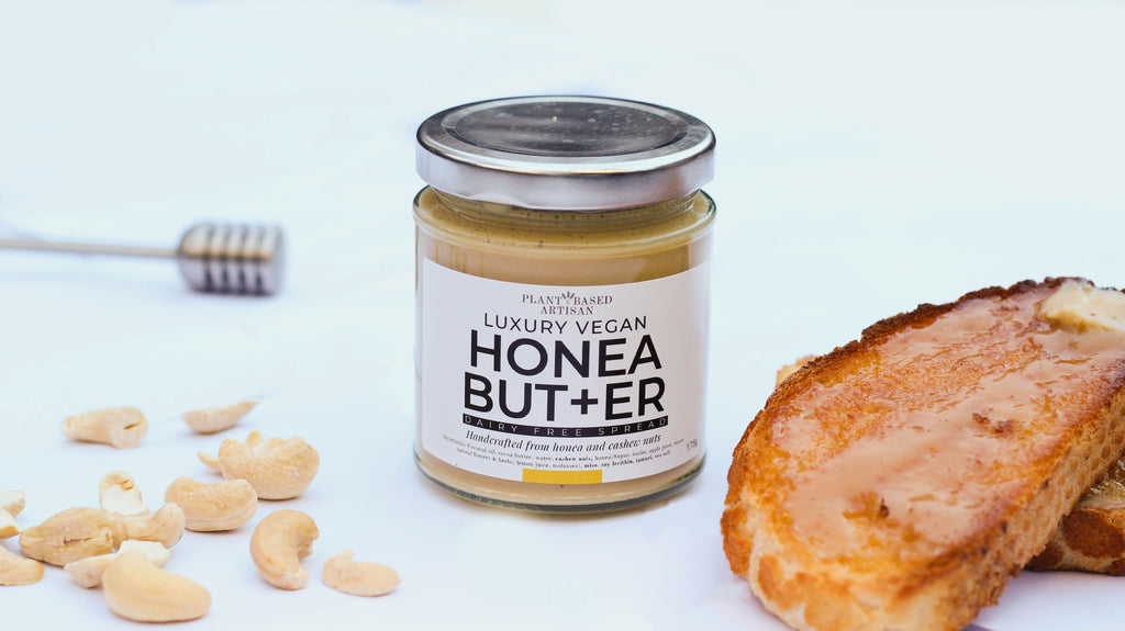 Plant-based Artisan Honea But+er 175g - Shipping From Just £2.99 Or FREE When You Spend £60 Or More