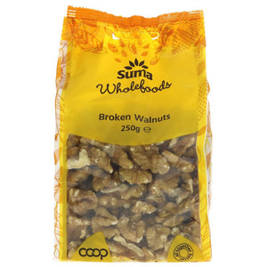 Walnuts Light Quarters 250g - Shipping From Just £2.99 Or FREE When You Spend £55 Or More