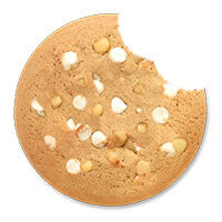 Lenny & Larry's Complete Cookie White Chocolate Macadamia 113g - Shipping From Just £2.99 Or FREE When You Spend £60 Or More