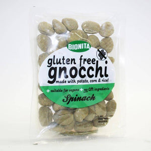Gluten Free Spinach Gnocchi 250g - Shipping From Just £2.99 Or FREE When You Spend £60 Or More