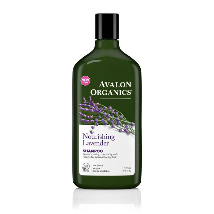 Avalon Organics Lavender Shampoo - 325ml - Shipping From Just £2.99 Or FREE When You Spend £60 Or More