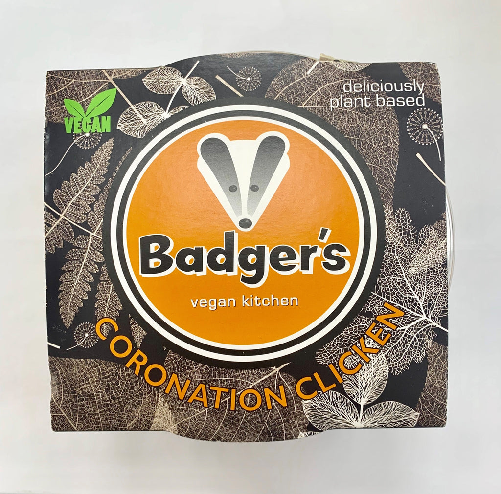 Badger's Coronation Chicken 215g - USE BY 8/2/20 - Shipping From Just £2.99 Or FREE When You Spend £60 Or More