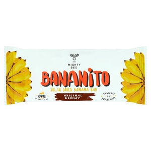 Bananito Banana Bar - Dried - 40g - Shipping From Just £2.99 Or FREE When You Spend £55 Or More
