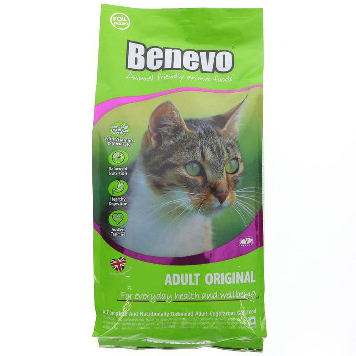 Benevo Complete Vegan Cat Food 2kg