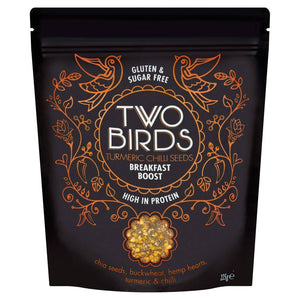 Two Birds Turmeric Chilli Seeds Breakfast Boost 225g